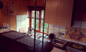 Domek nr 3 - kuchnia