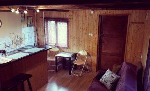 Domek nr 3 - pokój z aneksem